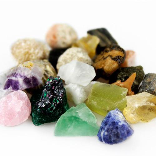 mineralen verkopen