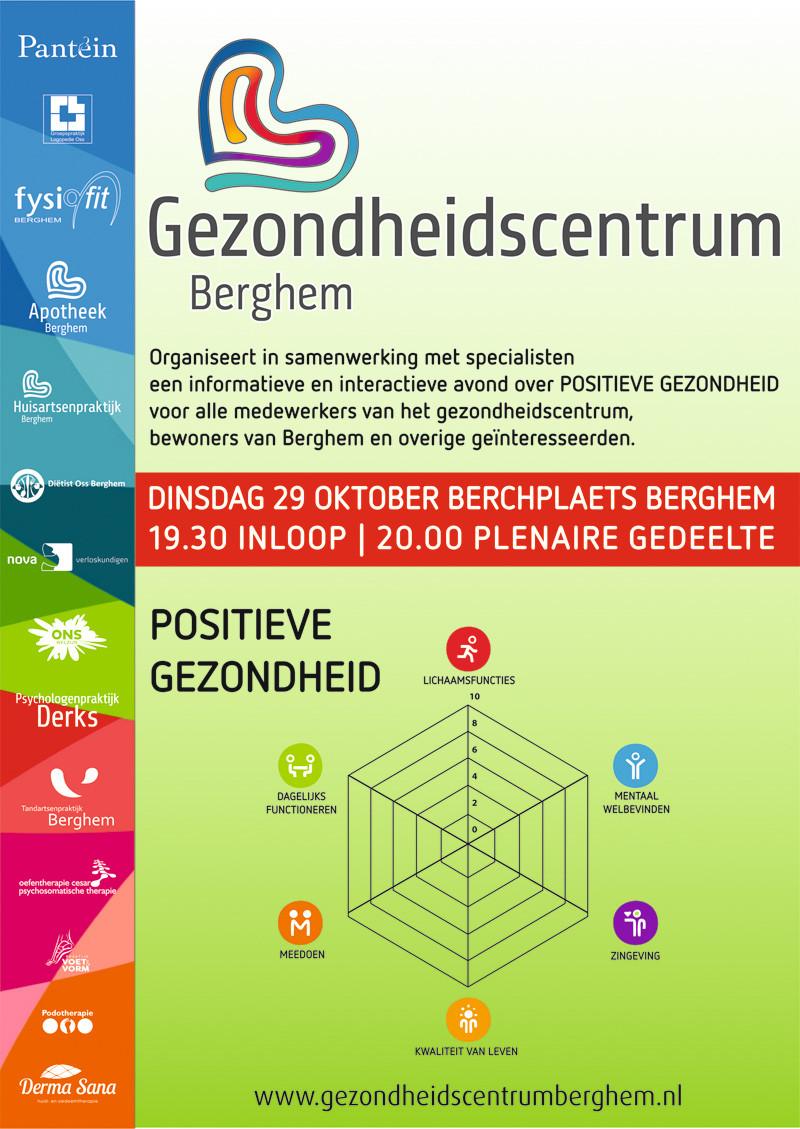 Mooiberghem Nl Informatieve En Interactieve Avond Positieve Gezondheid In De Berchplaets